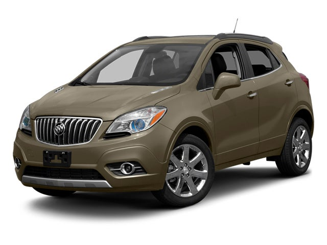 Warsaw Buick Gmc >> 2014 Buick Encore Leather