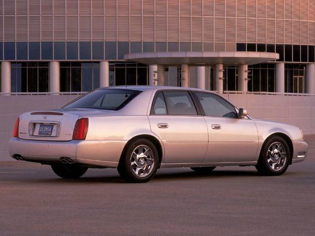 2005 Cadillac Deville Base In Warsaw Chrysler Dodge Jeep Ram