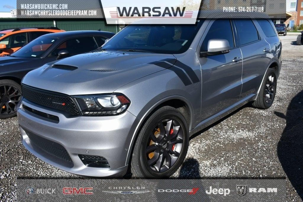 2018 Dodge Durango R/T in Warsaw, IN | Ft Wayne Dodge Durango ...