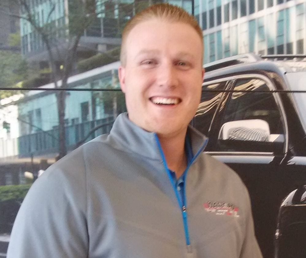 Rogers Rogers Chrysler Jeep Dodge: Dan Scott Motors Sweatshirt